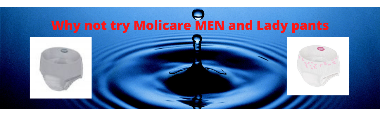 Molicare MEN and Lady Pants